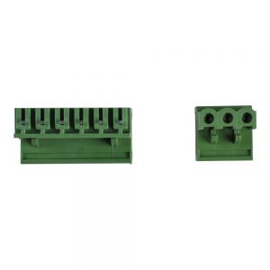 Terminal Block Connector for CO2 Laser Power Supply (6 Poles / 6 Pin + 3 Poles / 3 Pin)