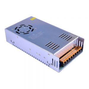 300W AC100V-240V to DC 12V 25A Non-Waterproof Metal Cover Universal  LED Switching Power Supply (for LED Lighting)