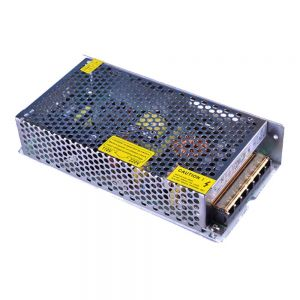 150W AC100V-240V to DC 24V 6.25A Non-Waterproof Metal Cover Universal  LED Switching Power Supply (for LED Lighting)