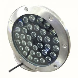 12-24V 36x1W Underwater Lamp Small Volume