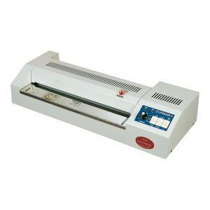 "12"" Outside Heating Adjustable-temperature Hot Cold Pouch Laminator"