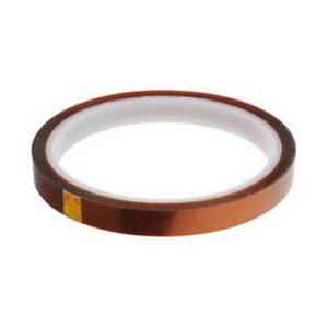 15mm X 100FT 3D Sublimation Kapton Tape, Heat Resistance Proof Tape for Heat Transfer Print