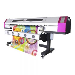 2.5M GALAXY UD-2512LC Eco-solvent Inkjet Printer