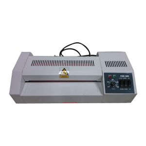 "10"" Outside Heating Adjustable-temperature Hot Cold Pouch Laminator"
