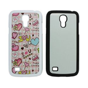 Samsung S4 mini Blank Cell Phone Case Cover with Metal Sheet for 2D Sublimation Heat Transfer Printing