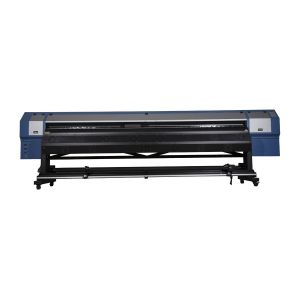 SJ3200 Dual Epson DX5 Heads High Quality Eco-solvent Inkjet Printer