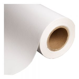 """125.9"""" x 328´ Flame Retardant Canvas for Direct Printing (230gsm)"""