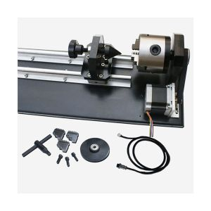Rotary (for engraving cylinder materials) for LCM-BY-Z1390 Laser Cutter