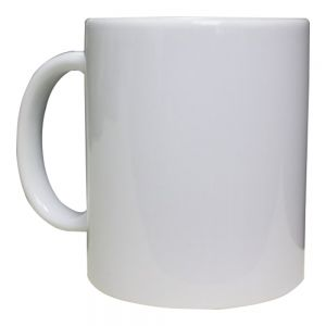 A Grade 11OZ Sublimation Blank White Coated Mugs For Heat Transfer Printing