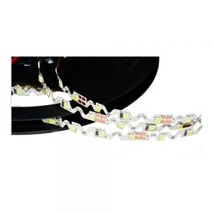 16.4FT 2835 Flexible LED Strip Bendable S Type 5M SMD 300 LEDS NP 12V for Resin Letter