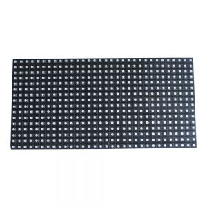 "LED Display P6 16x32 RGB SMD3 in 1 Plain Color Inside  LED Matrix Panel(7.6"" x 3.8"" x 0.5"")"