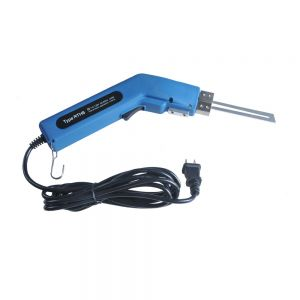 150W Heavy Duty Electric Hand Held Hot Heating Knife Cutter Tool with 100mm Blade For Foam and Sponge Cutting