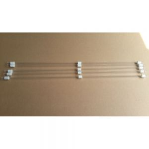 "12""(310mm) Quartz Heater Tube for Manual Acrylic Light Box Plastic PVC Bending Machine"
