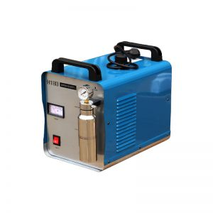 Ving 300W 95L Portable Acrylic Polishing Machine, Oxygen Hydrogen Flame Generator 2 Gas Torches free, 110V
