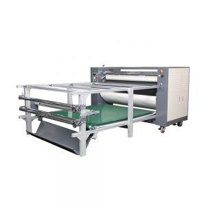 Roll to Roll 67in Large Format Heat Transfer Calender, Production Type