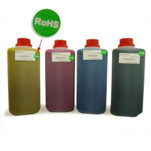 12L High Quality Compatible Roland ECO Solvent Ink(3-Year Outdoor Durability) Y3M3C3K3