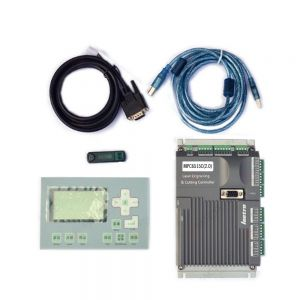MPC6515 Leetro Laser Controller System (Include 6515 Main Board, Controller Panel, USB Dongle, USB Cable, Wire Cable)