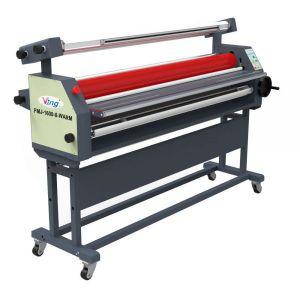 """Ving 63"""" Full - auto Wide Format Heat Assisted Cold Laminator"""