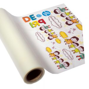 "Chemica 20"" x 27 Yard Clearprint Heat Transfer Vinyl for Light Color Fabrics"