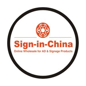 Customized Single Color LOGO Advertising Light Films for Logo Projector Light 37X26mm