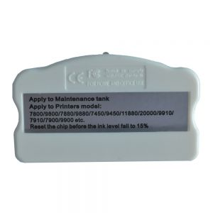 Chip Resetter for Epson Stylus Pro 7910 / 9910 Waste Ink Tank