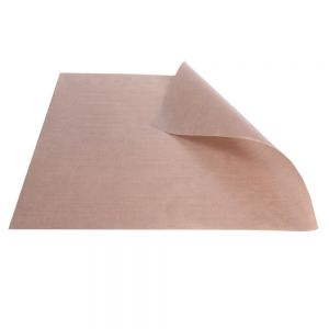 """15"""" x 15"""" PTFE Coated Fiberglass Fabric Sheet 3Mil Thickness for Sublimation Printing"""