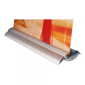"33"" W x 79"" H Openable Type Adjustable Roll Up Banner Stand (Stand Only)"