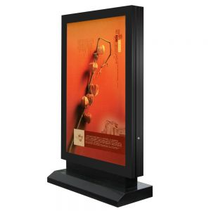 "Double Sides Scrolling Light Box 49.2""×78.7"" (1250×2000)"