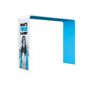 Fabric Tension Square Arch Banner Display(Graphic Include/Single Sided)