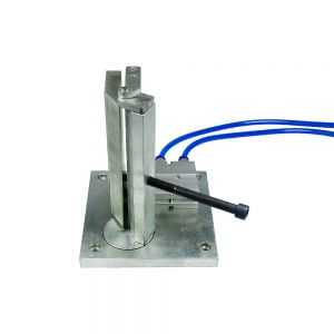 Pneumatic Dual-axis Metal Strip Letter Bending Machine for Making LED Letter Signs,Bending Width 150mm