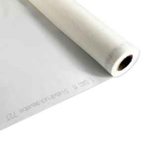 "3 Yards 110 Mesh x 63"" Width - White Silk Screen Silkscreen Printing Fabric"