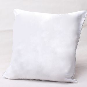 Sublimation Blank Pillow Case with Colorful Edge Fashion Cushion Cover