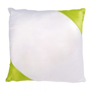 Sublimation Blank Pillow Case with Diagonal Triangle Pattern Cushion Cover