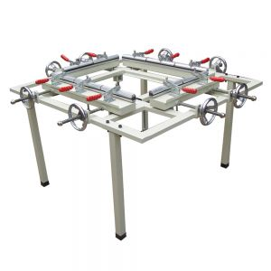 "US Stock, High Precise  35"" x 47"" Manual Screen Stretching Machine Screen Printing Stretcher"