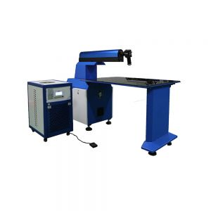 Ving 300W Advertising YAG Laser Welding Machine for Fine Metal Channel Letter Making