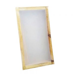 16 x 20inch Wood Screen Printing Frames 110/156/200/230 White Mesh