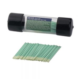 50 Pieces Fiber Optic Cleaning Swabs,SWB-250FS 2.5mm