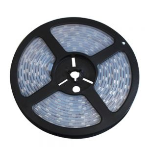 Ving UL Flexible LED Light Strip(30 SMD 5050 Leds Per Meter Waterproof IP65) 5m/roll, 10mm Width, DC12V RGB Strip