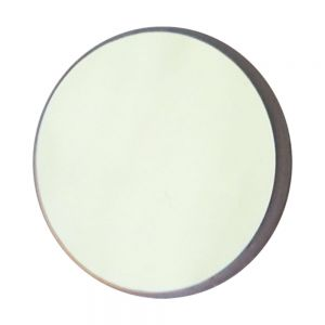 Mo 10.6μm Reflection Mirrors for CO2 Laser Engraving and Cutting, Dia. 25mm THK 3mm
