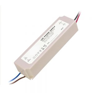 150W AC100V-240V to DC 12V Waterproof Rubber Shell  LED Power Supply Transformer Driver