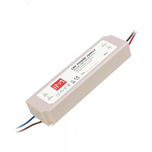 100W AC100V-240V to DC 12V Waterproof Rubber Shell  LED Power Supply Transformer Driver