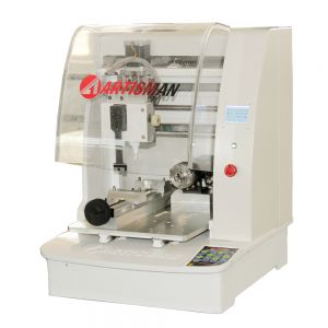 Small Size Four Axes Jewelry CNC Engraving Machine