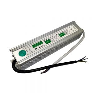 60W AC100V-240V to DC 12V 5A Waterproof Metal Shell LED Power Supply Transformer Driver(for LED Module/LED Strip/LED Bar)