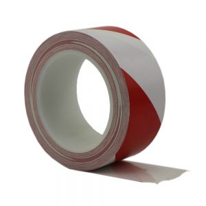 "1.97""(5 cm) Wide, 100m Lenght (380 rolls) White Tape Customization-One Color Print"