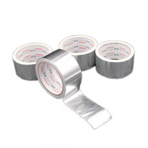 "2 Rolls 1.8""(4.5cm) Screen Printing Aluminum Foil Tape Screen Plate Block Out Tape"