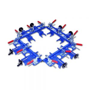 """12pcs 35"""" x 40"""" Below Any Combined of Manual Screen Stretcher Screen Printing Stretcher"""