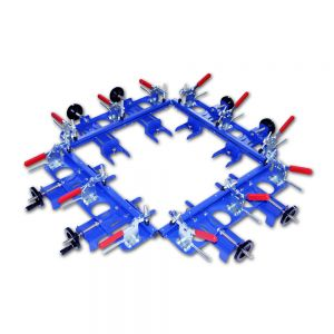 """22pcs 43"""" Below Any Combined of Manual Screen Stretcher Screen Printing Stretcher"""