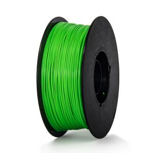 Green ABS Filament for Desktop 3D Printer