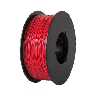 Red ABS Filament for Desktop 3D Printer