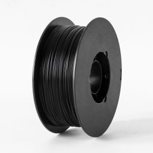 Black PLA Filament for Desktop 3D Printer